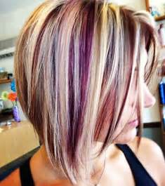 colorful haircut hair color for short hair 2014 short hairstyles 2016