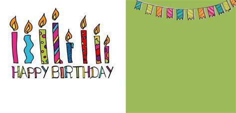 birthday gift card templates free free birthday gift certificate template template