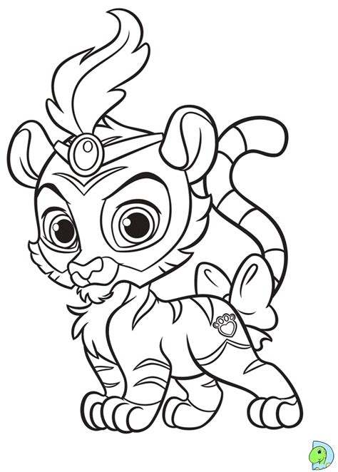 Dinokids   Desenhos para colorir: Desenhos de Palace Pets