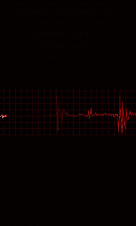 ecg iphone wallpaper heart beat animated heart beat a animated template