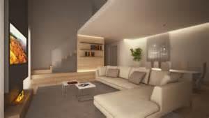 Design Interni Zona Living Rendering Realizzazione Interni E Design