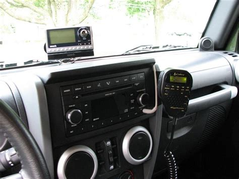 Best Cb Radio For Jeep Jk Show Your Antennas Cb Ham Radios Jk Setups