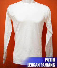 Kaos Polos Lengan Panjang Cotton Combed Model K183 kaos polos o neck lengan panjang 171 kaos polos kece murah