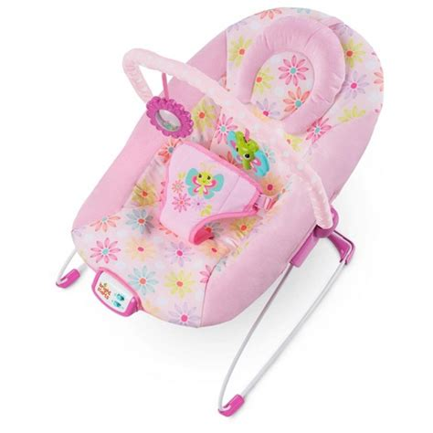 Bouncer Butterfly bright starts butterfly dreams bouncer pink target