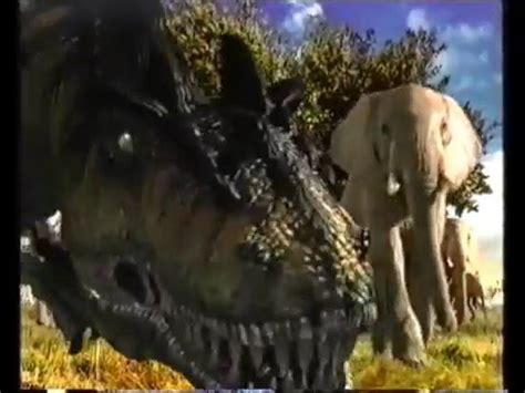 disney's animal kingdom advert (vhs capture) youtube