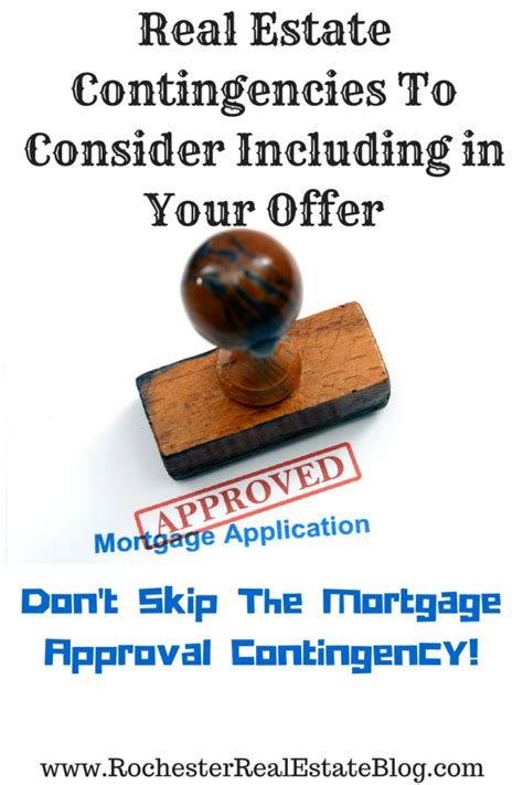 contingent house home buying contingencies to consider including in your purchase offer