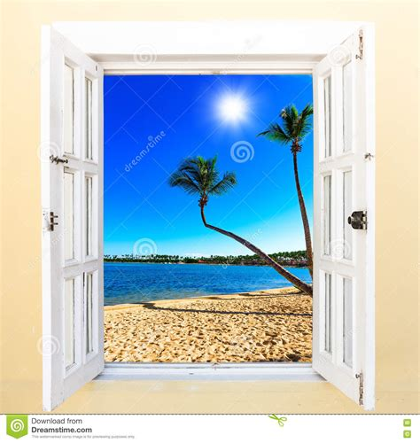 Bild Offenes Fenster Meer by Offenes Fenster Meer Nzcen