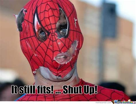 Make Spiderman Meme - old spiderman costume by veverlas meme center