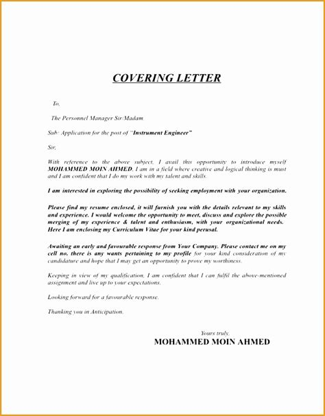 cover letter and resume length 6 mechanical engineer cover letter exle free sles