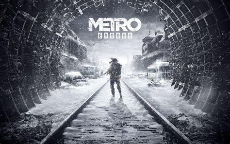 wallpaper metro exodus  hd  games