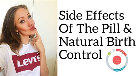 Detox After Stopping Birth by Side Effects Of The Contraception Pill Birth