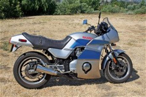 1983 Suzuki Gs750es Retrospective Suzuki Gs750e Es 1983 Rider Magazine