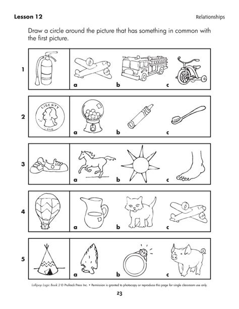 logic pattern worksheet logical reasoning worksheets for kids www pixshark com
