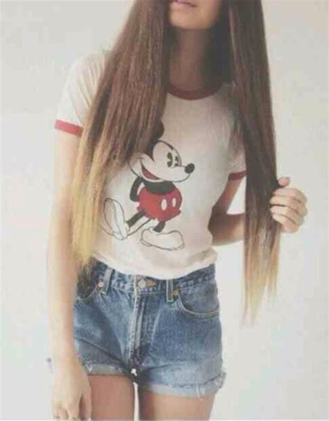 Lq Sweater Mickey By Girly Fashion t shirt top white disney mickey mouse mouse