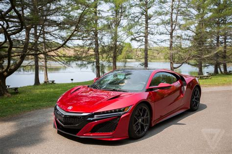 acura supercar 2017 2017 acura nsx review a gentler supercar the verge