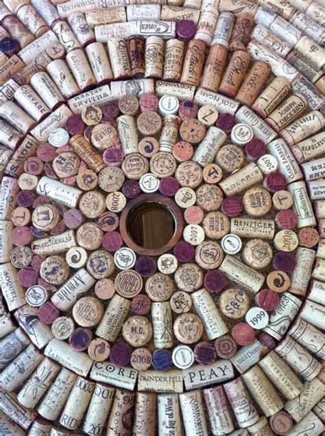 wine cork table top resin dishfunctional designs put a cork in it awesome wine