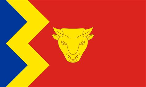 uk flag colors flag of birmingham