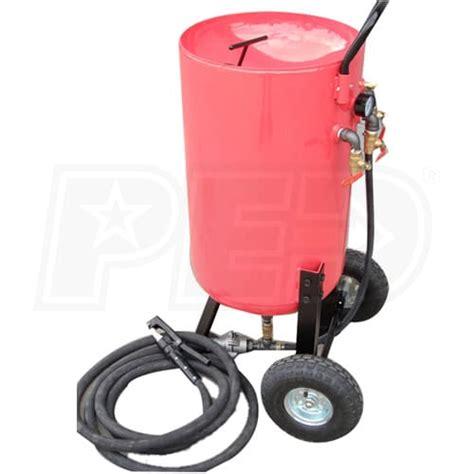 Pressure Pot Sandblaster Cabinet by Badboy Blasters Bb950d Badboy Blasters Pressure Pot Sand