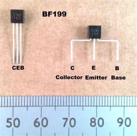 Bf199 Npn Rf Transistor Bf 199 Nxp transist 246 rler nasıl se 231 ilir ve okunur 187 sayfa 1 1