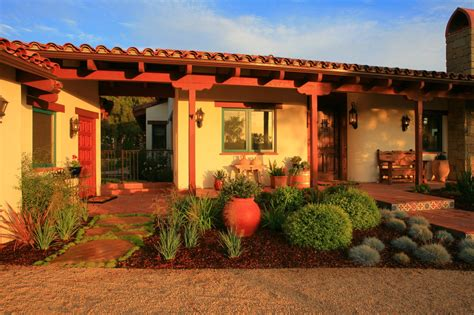 Italian House Plans eco friendly landscape design by lisa cox for hacienda