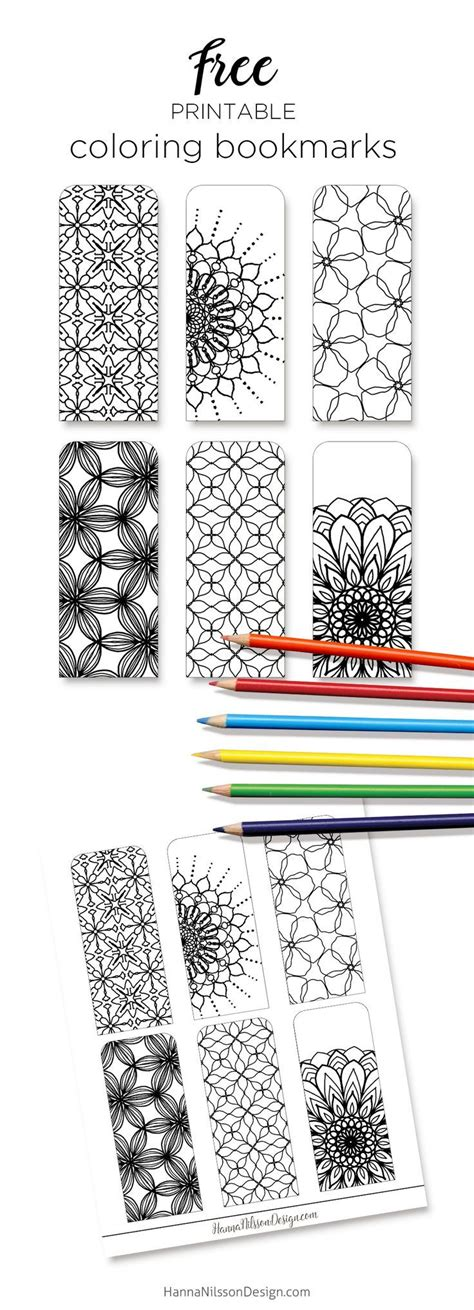 printable pencil bookmarks 1308 best images about z 225 ložky on pinterest bookmark