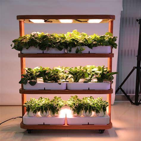 arrival hydroponics grow box led grow light
