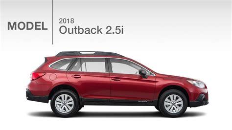 Subaru Outback 2 5i by 2018 Subaru Outback 2 5i Base Model Review