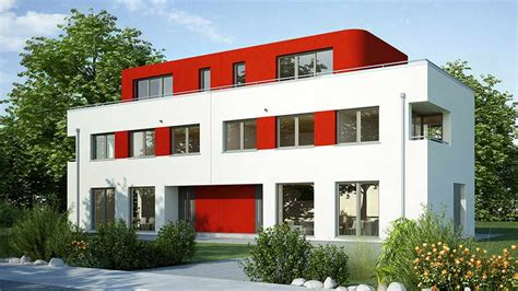 6 Familienhaus Bauen Kosten by Mehrfamilienhaus Bauen Hausbeispiele Mit Preisen Und