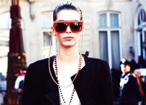 Whose Oscars Bracelet Bling Wowed You The Most by Statement Sunglasses 18 Must Pieces For Fall 2012