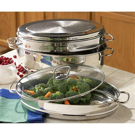 Multi Roaster precise heat multi roaster steamer 77 cookware at