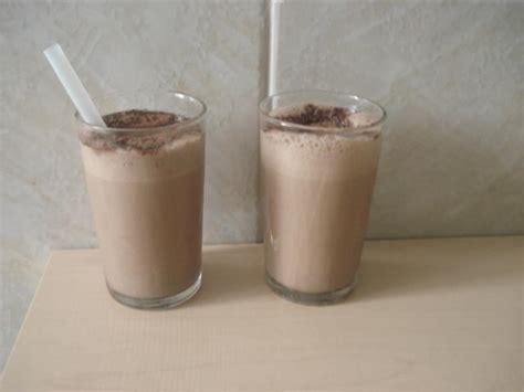 Shake Detox Caseiro by Receita De Milk Shake De Chocolate Caseiro Tudogostoso