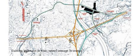 houston tunnel map interactive underground bases map of western us i saw