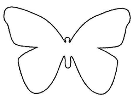 butterfly pattern in c butterfly pattern kid crafts pinterest