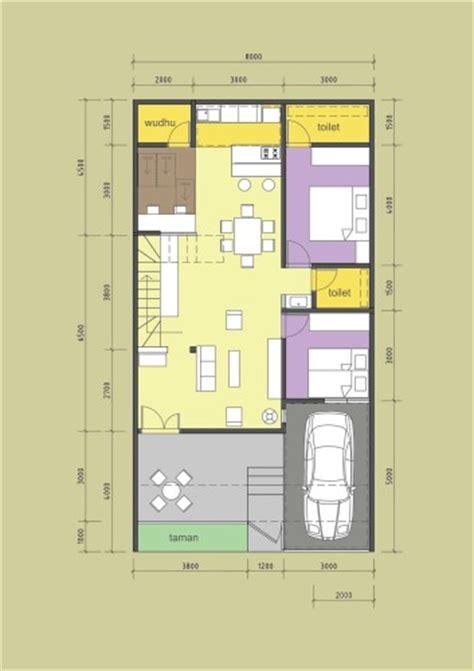 desain mushola ukuran 6x6 12 desain denah rumah minimalis type 36