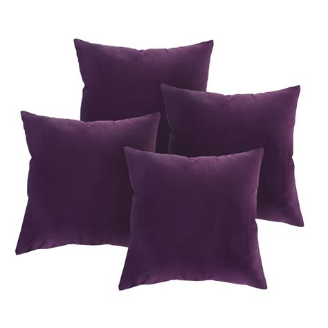 square couch cushion covers 42 off deconovo throw cushion covers for sofa velvet