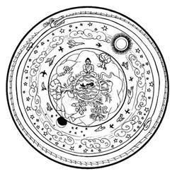 mandala coloring coloring now 187 archive 187 mandala coloring pages