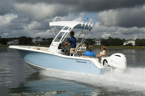 tidewater suv boats come see tidewater boats at miami s favorite boat show