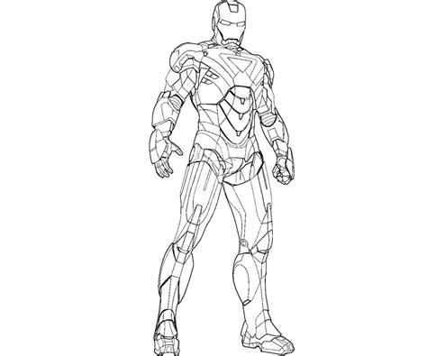 Printable Iron Man 3 187 Coloring Pages Iron 3 Coloring Pages