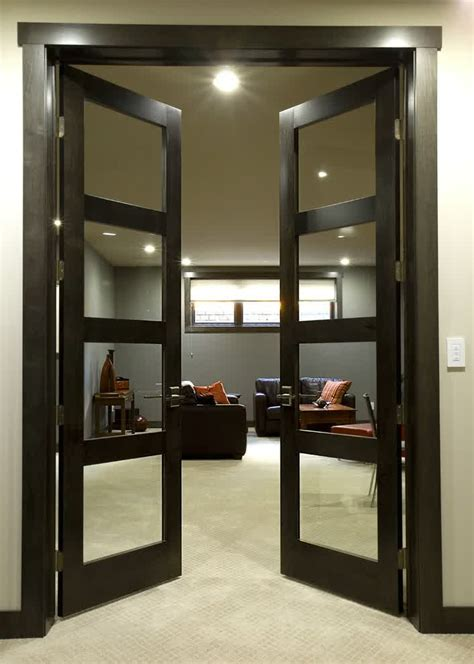 Interior Room Doors Awesome Black Interior Doors Completing Room Design Amaza Design