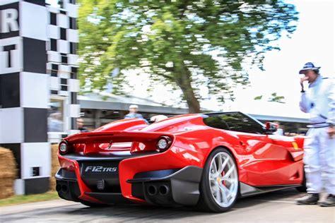 Teuerstes Auto Von Audi by Vom Coup 233 Zum Cabriolet Ferrari F12 Trs Der Teuerste