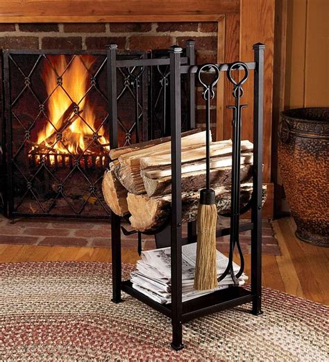 decorative fireplace log holder 17 best ideas about fireplace tools on log holder decorative fireplace screens and