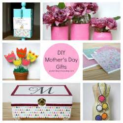diy mother s day gifts yesterday on tuesday