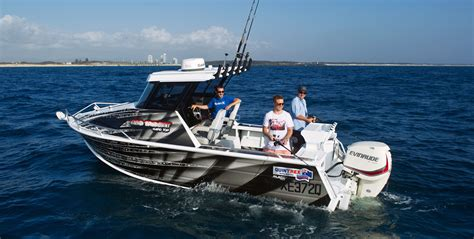 trident boats quintrex trident the ultimate offshore weapon boatmags