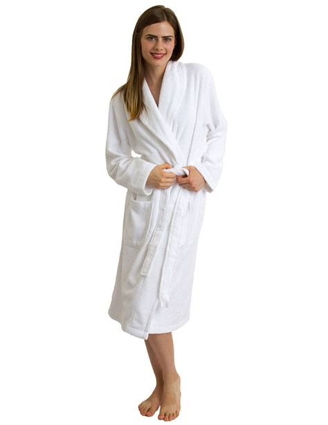 towelselections womens mens bamboo cotton bathrobe