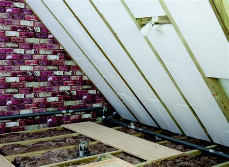 best loft insulation material how to insulate your loft ideas advice diy at b q