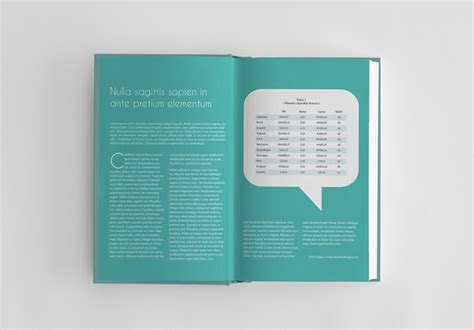book template aristo stockindesign