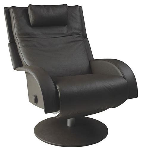 swivel recliner chairs contemporary lafer nicole swivel recliner contemporary armchairs