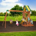 backyard discovery prestige wood swing set backyard discovery prestige wooden swing set academy