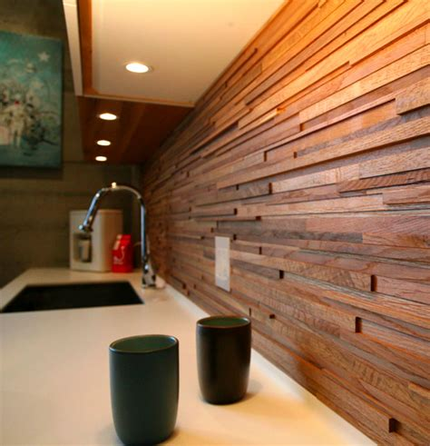 wood kitchen backsplash ideas wooden backsplash ideas home design