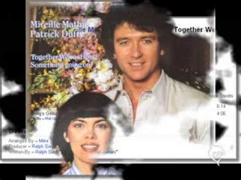 patrick duffy pia zadora mireille mathieu patrick duffy together we re stron